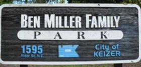 Ben Miller Family Park