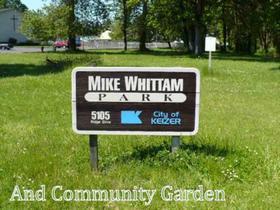Mike Whittam park